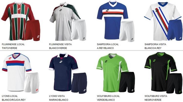 Uniformes de Futbol Silver Sport 3