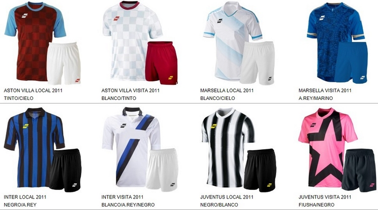Uniformes de Futbol Silver Sport 5