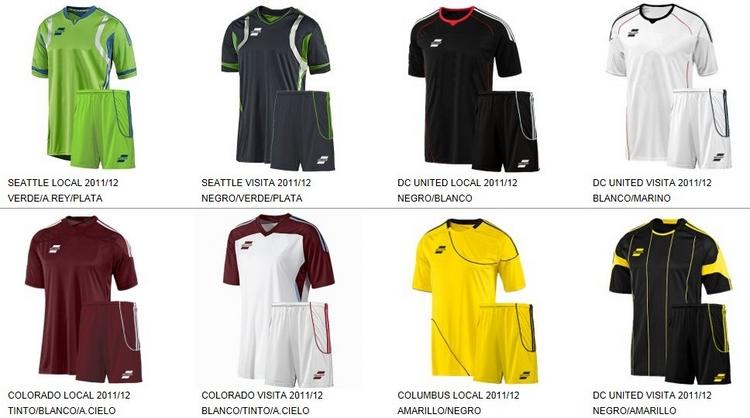Uniformes de Futbol Silver Sport 9