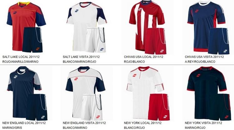Uniformes de Futbol Silver Sport 10