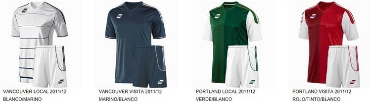 Uniformes de Futbol Silver Sport 12
