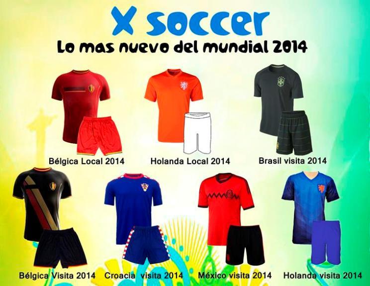 X Soccer Mundial 2014 2