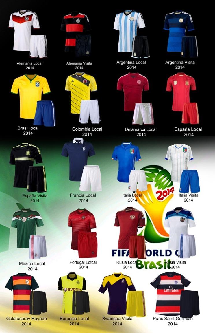 X Soccer Mundial 2014
