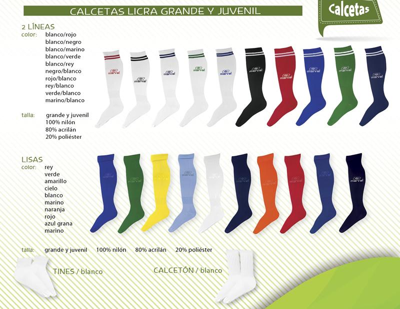 Calcetas de Licra