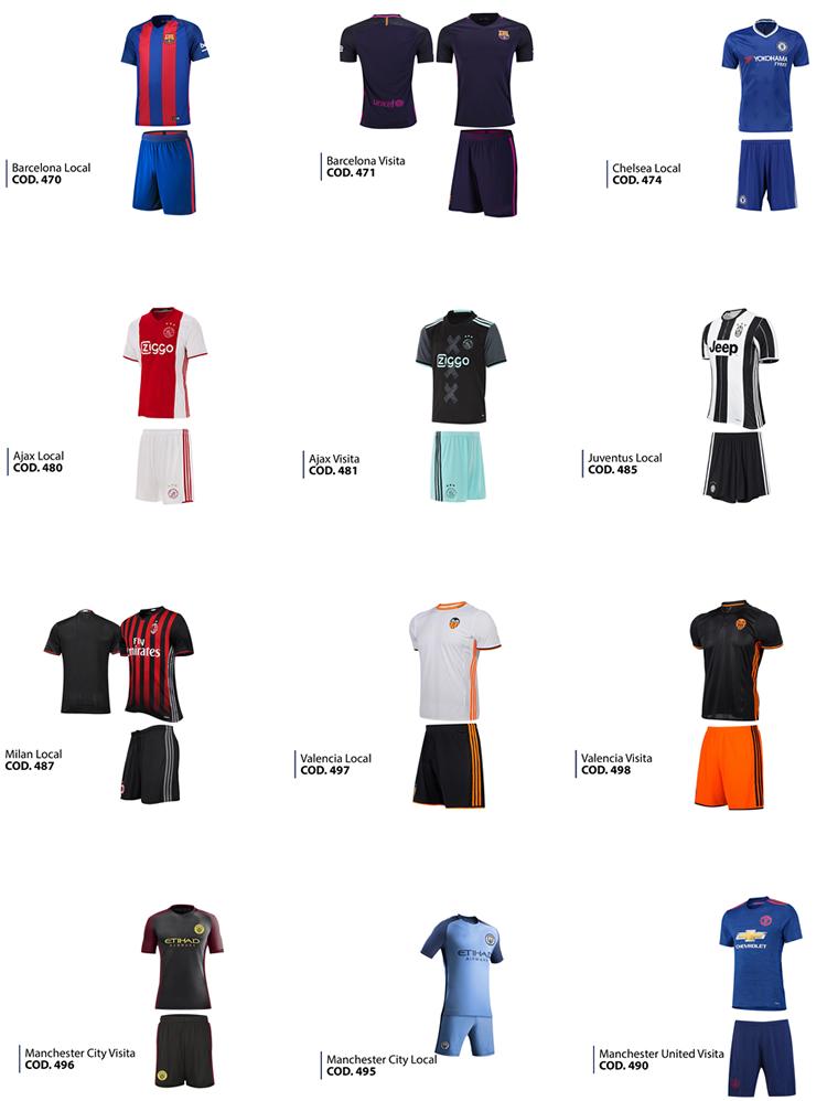 X Soccer Temporada 2016