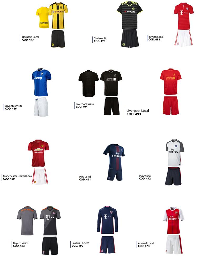 X Soccer Temporada 2016 2