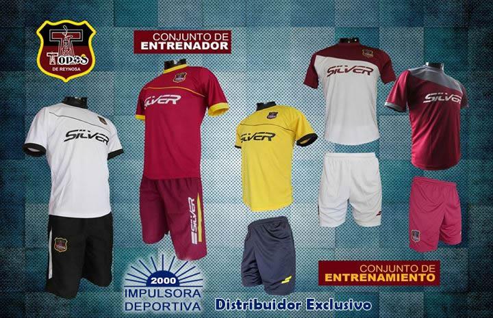 Silver Sport Topos Reynosa