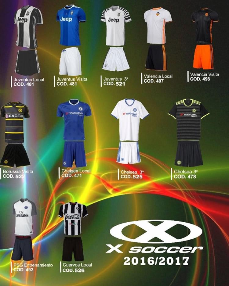 X Soccer 2017 - 2