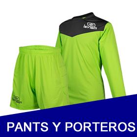 Pants y Porteros 2