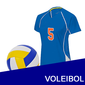Uniformes de Voleibol