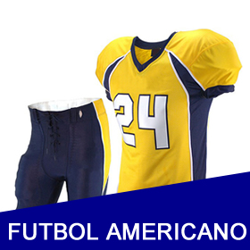Uniformes de Futbol Americano