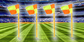 Banderas y Banderines