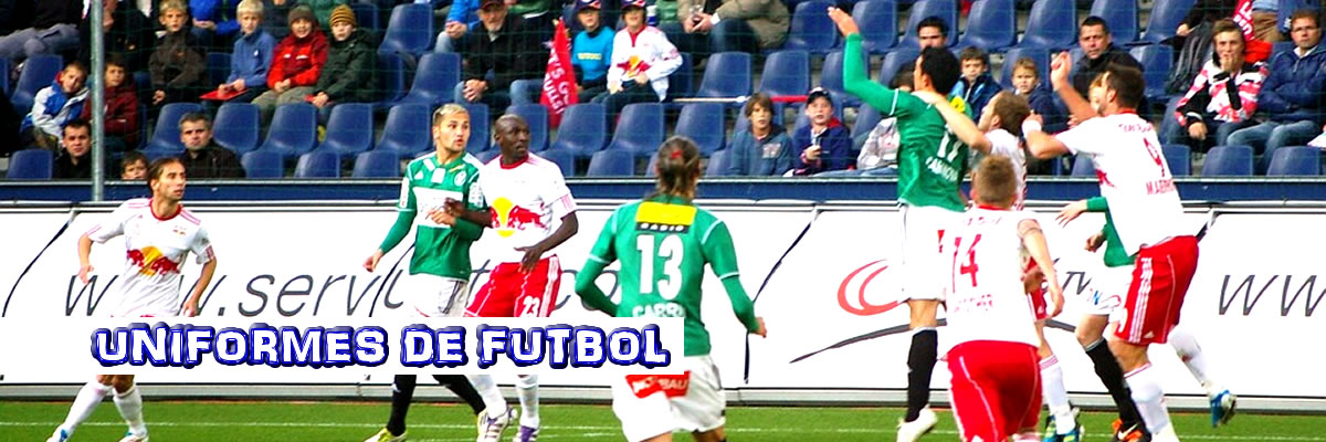 Uniformes de Futbol